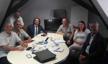 Echanges constructifs avec le Directeur Commercial d'EBP