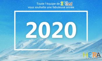Une merveilleuse année 2020